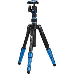 Benro Travel Slim - Aluminium Tripod Kit w/ Monopod