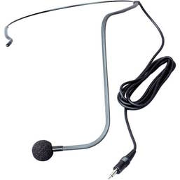 Azden HS-9 Headset with Boom Mic