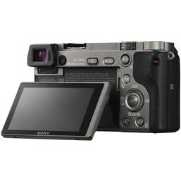 Sony Alpha a6000 Mirrorless Digital Camera with 16-50mm Lens (Grey)