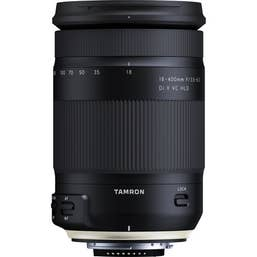 Tamron 18-400mm f/3.5-6.3 Di II VC HLD Lens for Nikon F