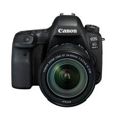 Canon EOS 6D Mark II with EF 24-70mm f/4L IS Lens Kit