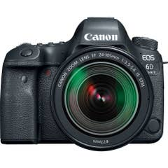 Canon EOS 6D Mark II DSLR Camera with 24-105mm f/3.5-5.6 IS STM