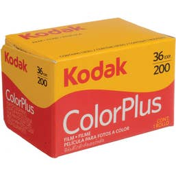 Kodak VR Color Plus 200 135-36 35mm film