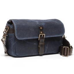 ONA Bowery Camera Bag (Canvas, Oxford Navy Blue)