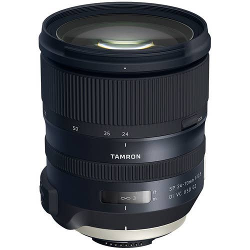 Tamron SP 24-70mm F/2.8 Di VC USD G2 for Nikon