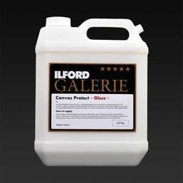Ilford Canvas Protect - 4 Litre Liquid Laminate - Gloss