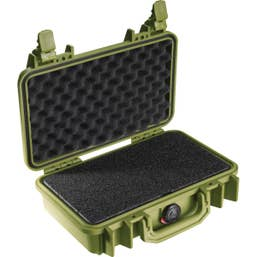 Pelican 1170 Case with Foam - Olive Green (1170ODG)