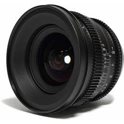 SLR Magic MicroPrime Cine 18mm T2.8 Lens (Micro Four Thirds Mount)