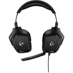 Logitech G432 7.1 Surround Gaming Headset