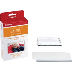 Canon RP-54 High-Capacity Color Ink/Paper Set for SELPHY CP910 Printer