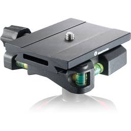 Manfrotto MSQ6 Quick Release Adapter with Plate