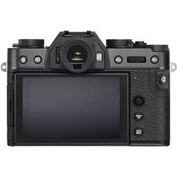 Fujifilm X-T30 Black  plus XF 16mm f/2.8 R WR