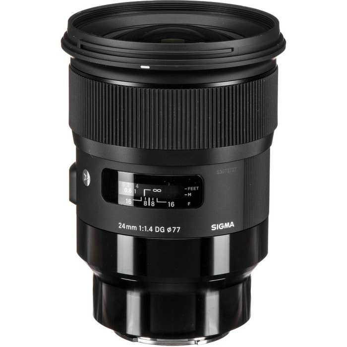 Sigma 24mm f/1.4 DG HSM Art Lens for L-Mount