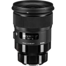 Sigma 24mm f/1.4 DG HSM Art Lens for L-Mount