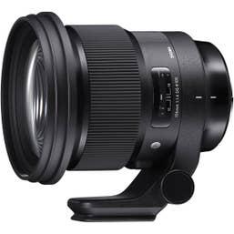 Sigma 105mm f/1.4 DG HSM Art Lens for L-Mount