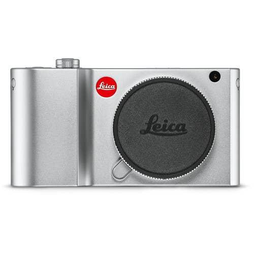 Leica TL2 Mirrorless Camera Body - Silver