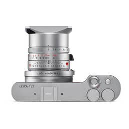 Leica M-Adapter L for Leica SL and T Cameras (18765) - Silver