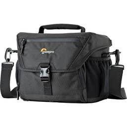 Lowepro Nova 180 AW II Shoulder Bag - Black