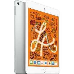 Apple iPad mini 256GB Wi-Fi + Cellular - Silver (2019)