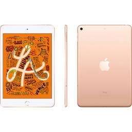 Apple iPad mini 256GB Wi-Fi + Cellular - Gold (2019)