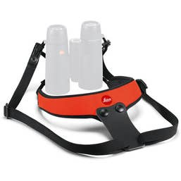 Leica Neoprene Binocular Sport Strap (Juicy Orange)