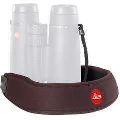 Leica Neoprene Binocular Strap (Chocolate Brown)