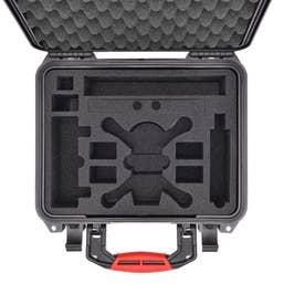 HPRC 2300 Hard Case of DJI Spark Fly More Combo - Black