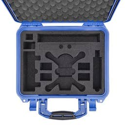 HPRC 2300 Hard Case of DJI Spark Fly More Combo - Blue