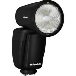 Profoto A1X Air TTL Nikon with extremely fast recycling and AirTTL