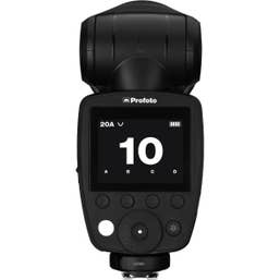 Profoto A1X Air TTL Sony with extremely fast recycling and AirTTL