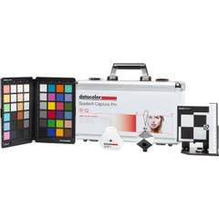 Datacolor SpyderX Capture Pro Monitor, Camera  & Lens Calibration Solutions - kit overview