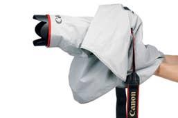 Canon Rain Cover ERC-E5S Weather Protection - Small