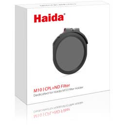 Haida Filter DROP IN CPL ND1.8 M10