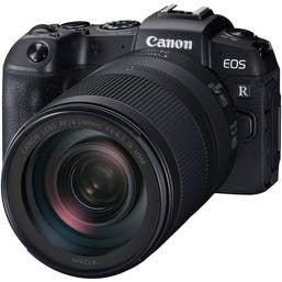 Canon EOS RP 24-240mm f/4-6.3 IS Lens Kit