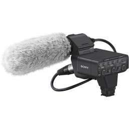 Sony XLRK3M XLR Microphone adapter for Sony Mirrorless cameras