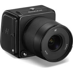 Hasselblad 907X Special Edition Camera Body Black Matte