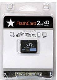 Glanz 2GB XD Card