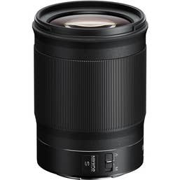 Nikon NIKKOR Z 85mm f/1.8 S Lens - quiet, smooth autofocus and brilliant out of focus rendition.