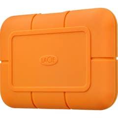 LaCie 500GB Rugged USB 3.1 Gen 2 Type-C Portable External SSD