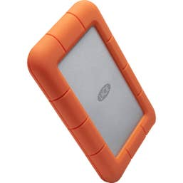 LaCie 5TB USB 3.0 Rugged Mini Portable Hard Drive