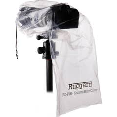 """Ruggard RC-P18 Rain Cover for Lenses up to 18"""" Long"""