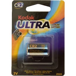 Kodak Ultra Battery KCR2