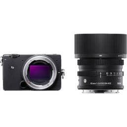 Sigma FP Digital Camera with AF 45mm f/2.8 DG DN Lens Kit