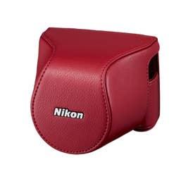 Nikon Body Case Set CB-N2200S Red