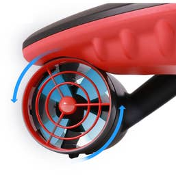 Sublue Seabow underwater scooter-Red
