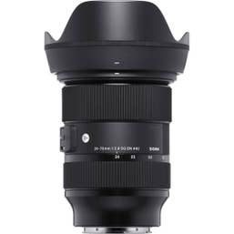 Sigma 24-70mm f/2.8 DG DN Art Lens for Sony E-Mount