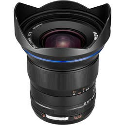Laowa 15mm f/2 FE Zero-D Lens for Sony E