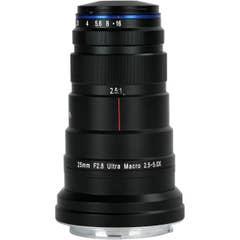 LAOWA 25mm f/2.8 2.5:1 - 5:1 Ultra-Macro Lens EOS-R