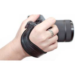 Spider Camera Holster Spiderlight Hand Strap (Black)
