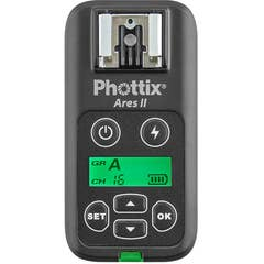 Phottix Ares II Flash Trigger Receiver